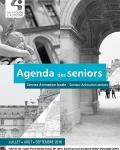 Agenda seniors juillet, août, septembre 2016