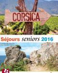 Séjours seniors 2016