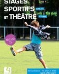 Stages sportifs et théâtre 2016
