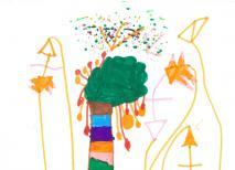 Concours dessins Journées de l'arbre
