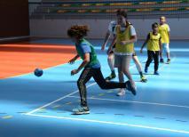 Stage sportif handball