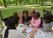 Rallye de l'environnement Parc Le Nôtre