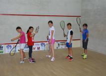 Stage sportif squash