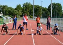 Stage sportif athlétisme