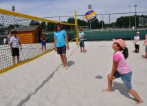 Stage sportif beach volley