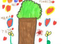 Vukasin, 7 ans