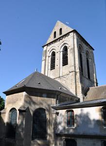Église de Saint-Ouen l'Aumône